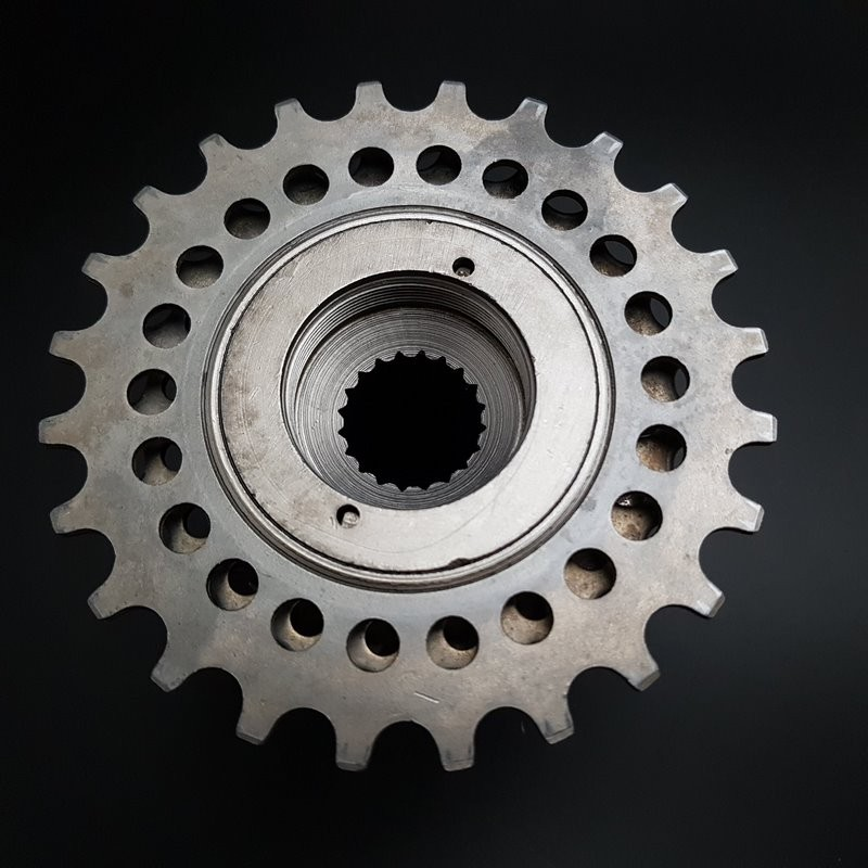 """Wheel free """"ATOM"""" 5v 14/24 (Ref 634)"""