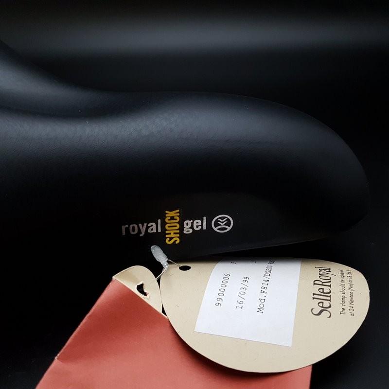 """Selle Royal """"SHOCK elastomero"""" (Rif 310)"""