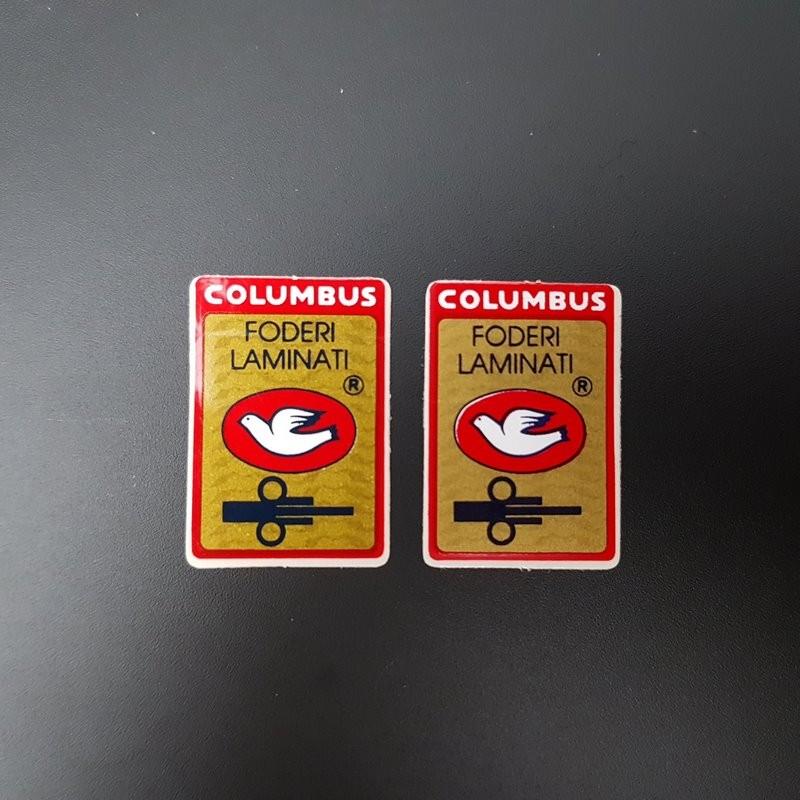 """Pegatinas de la horquilla """"COLÓN"""" NUESTRO"""