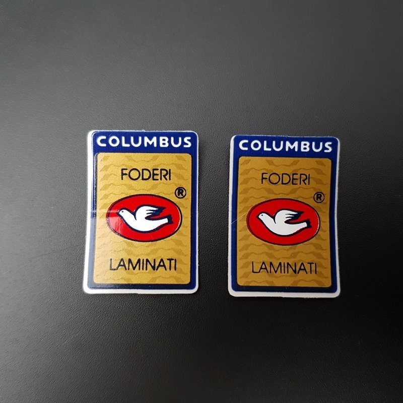 "Adesivi forcella COLUMBUS (LAMINATI)"" la NOSTRA"