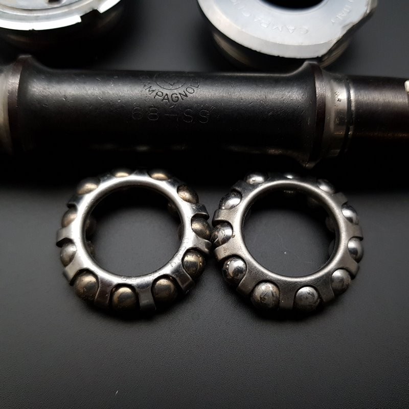 "Bottom bracket CAMPAGNOLO GRAN SPORT"" 114 mm 1.37 x 24(Ref 300)"