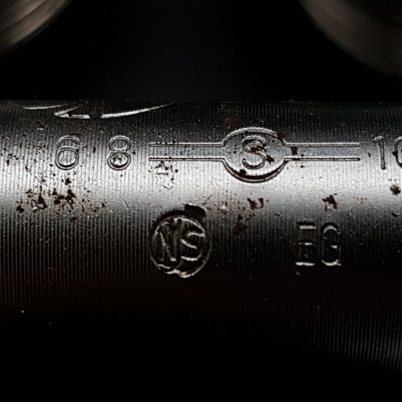 "Eje del pedalier ""SHIMANO 600"" 107 mm 35 x 1 (Ref 307)"