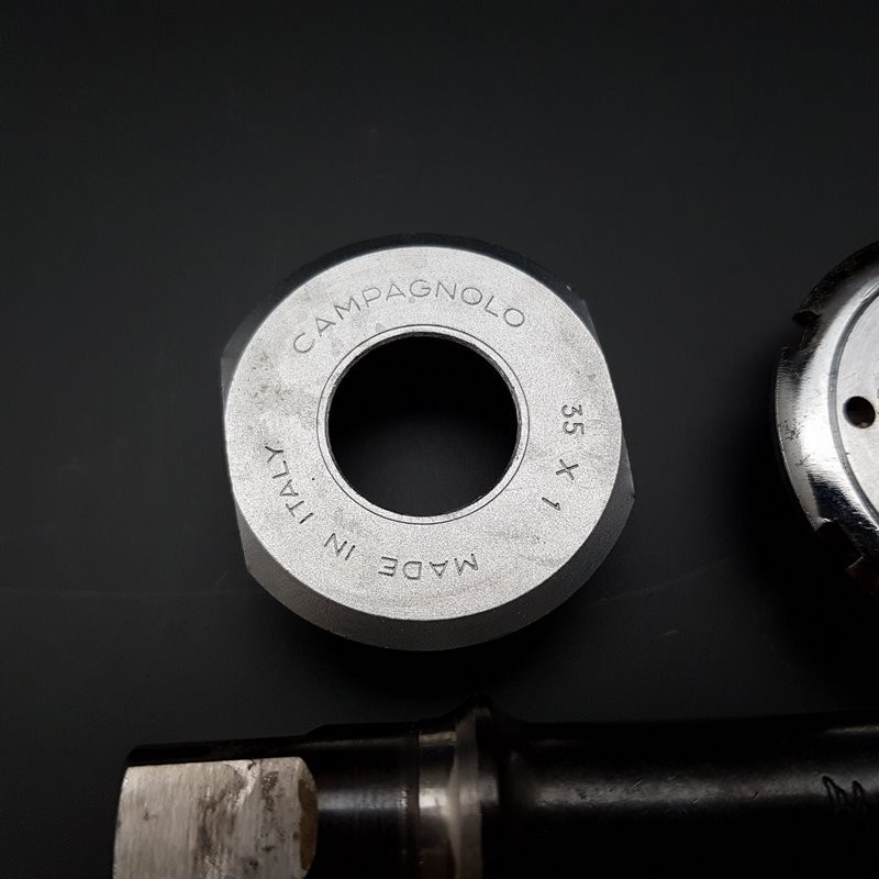 "Bottom bracket CAMPAGNOLO GRAN SPORT"" 114 mm 35 x 1 (Ref 308)"