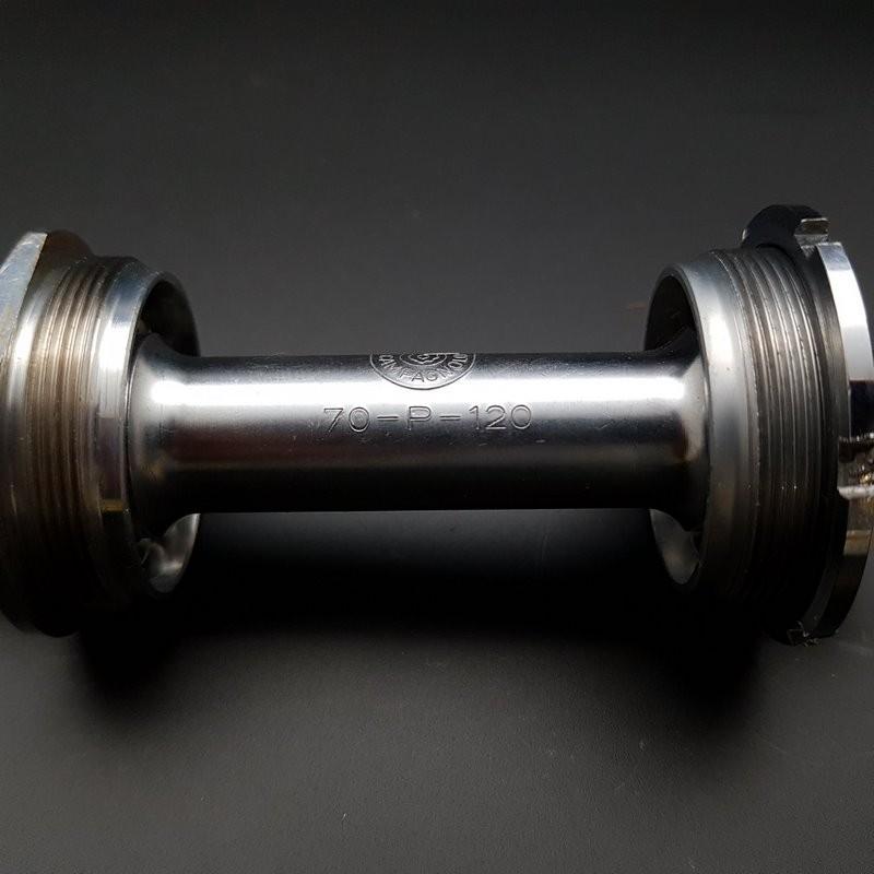 """Movimento centrale CAMPAGNOLO C-RECORD PISTA"""" 109 mm 36 x 24 (Rif 311)"""