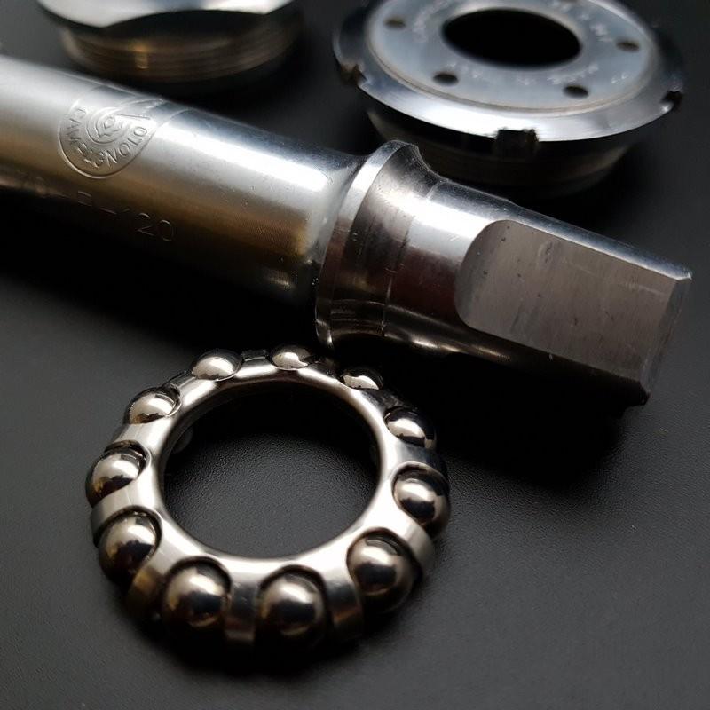 "Bottom bracket CAMPAGNOLO C-RECORD PISTA"" 109 mm 36 x 24 (Ref 311)"