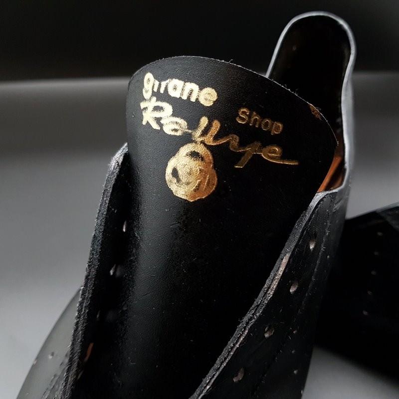 "Schuhe UNSERE ""ZIGEUNER-RALLYE"" Größe 40 (Ref 92)"