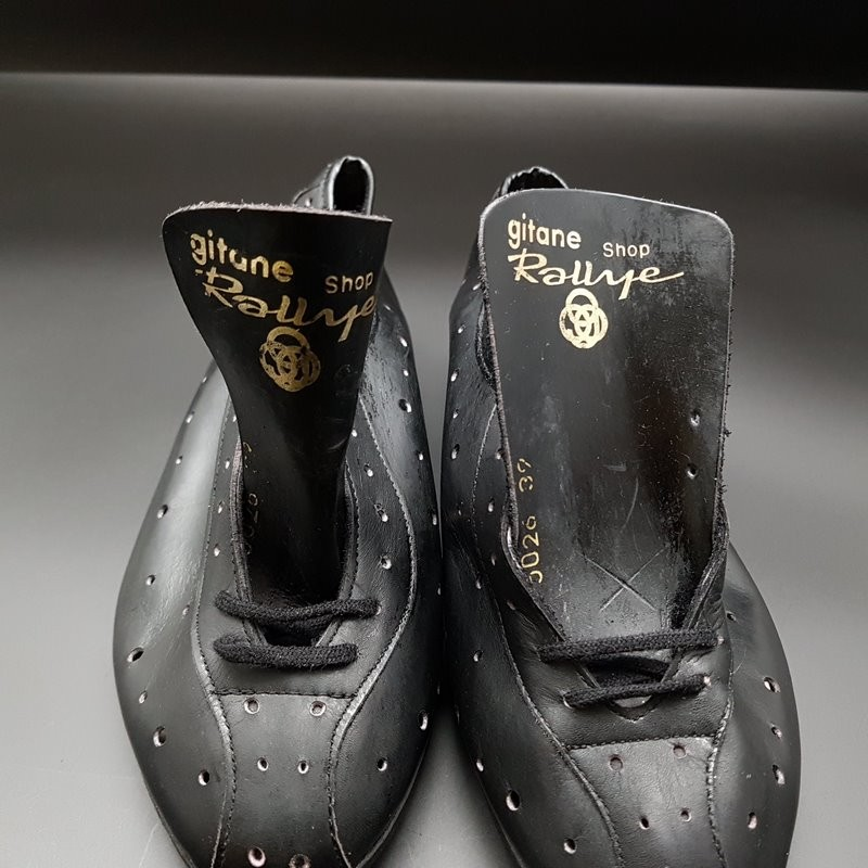 "Schuhe UNSERE ""ZIGEUNER-RALLYE"" Größe 39 (Ref 94)"