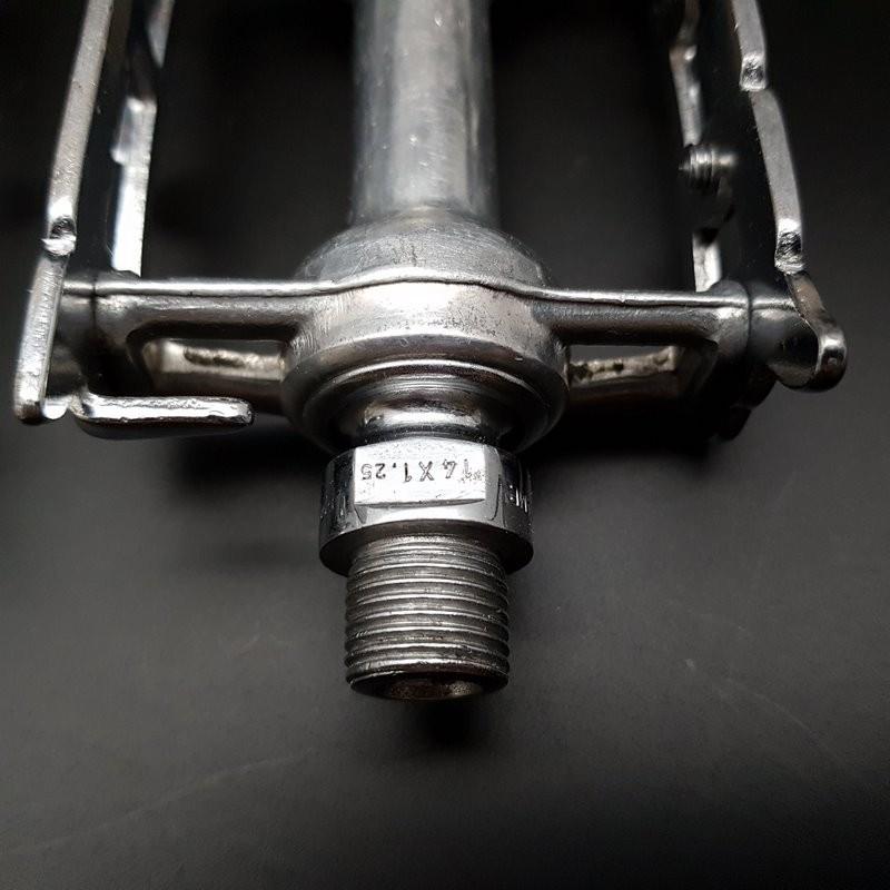 """Pedals CAMPAGNOLO RECORD"""" 14 x 1.25 (Ref 556)"""