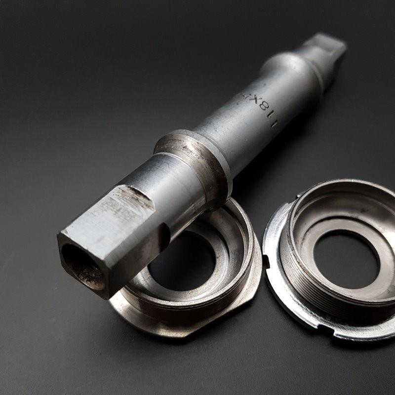 """Tretlager """"ZEUS CRITERIUM"""" 118 mm 35 x 1 (Ref 316)"""