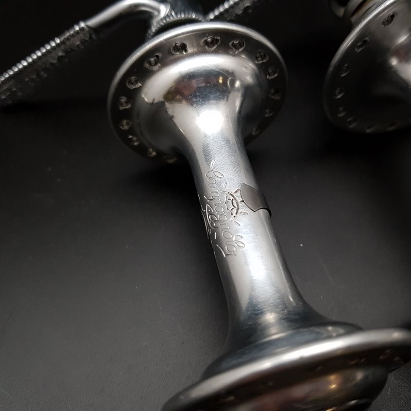 Pair of hubs CAMPAGNOLO RECORD 36t (Ref 310)