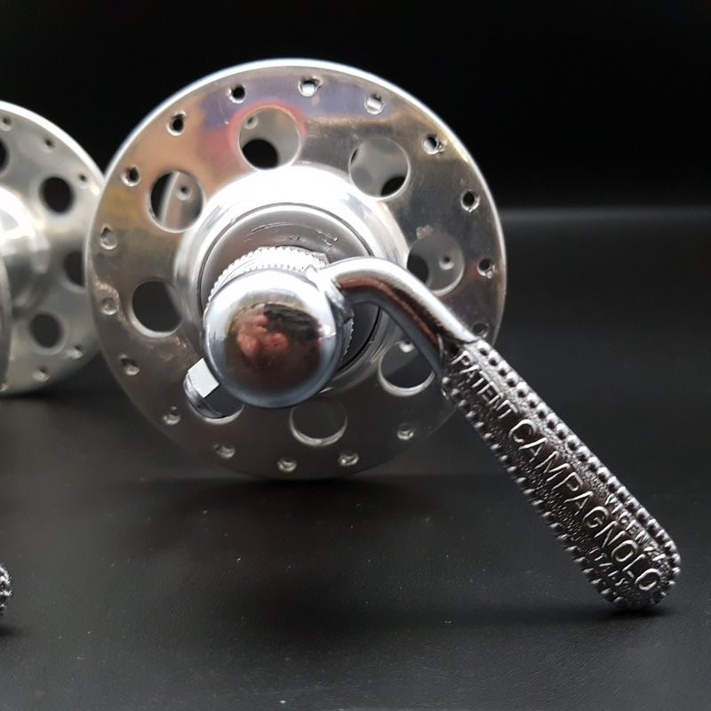 """Paar naben CAMPAGNOLO NUOVO TIPO"""" 36t (Ref 312)"""