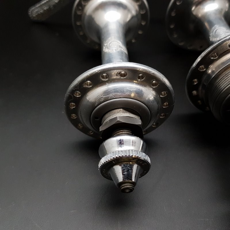 """Pair of hubs CAMPAGNOLO TIPO"""" 36t (Ref 319)"""