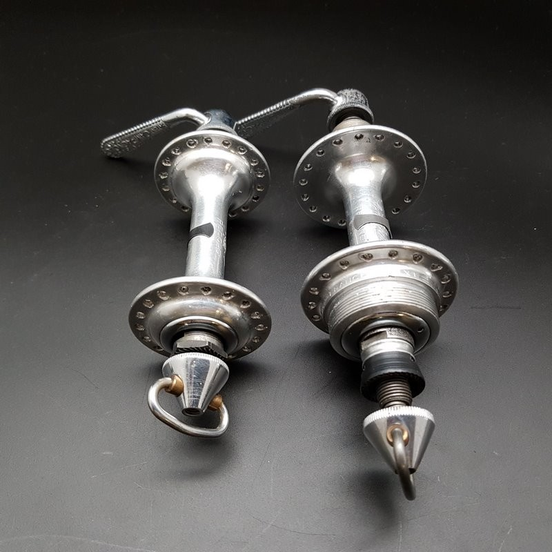Pair of hubs CAMPAGNOLO RECORD 36t (Ref 311)