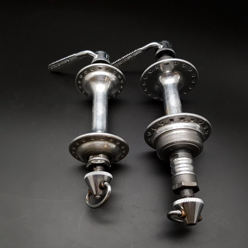 "Pair of hubs CAMPAGNOLO TIPO"" 36t (Ref 313)"