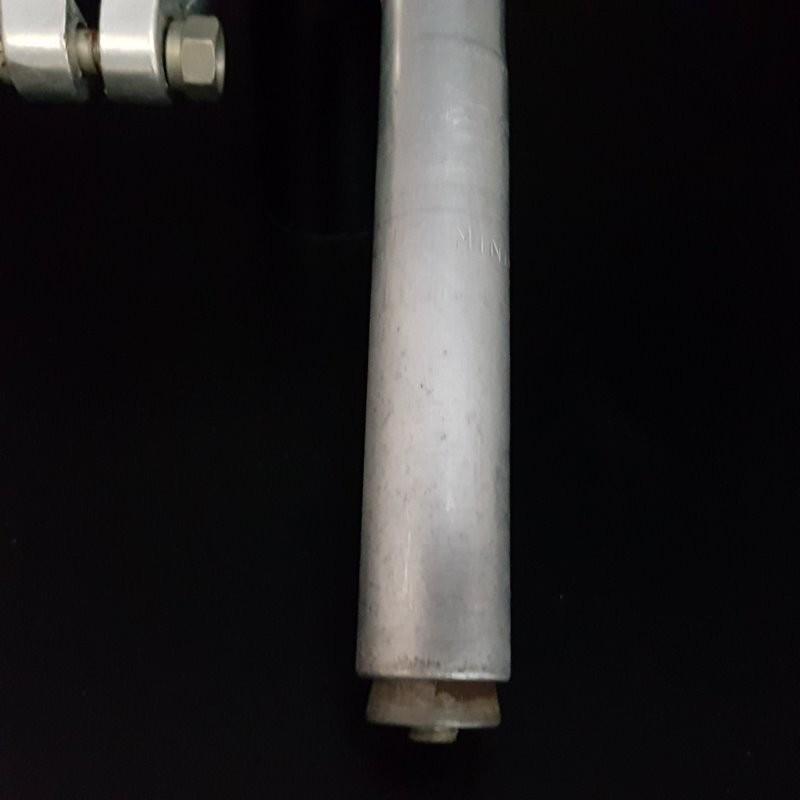 """""""Quill"""" stem, BELLERI"""" 65 mm (Ref 641)"""