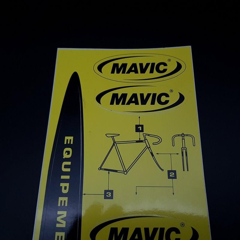 """Board stickers """"MAVIC"""""""