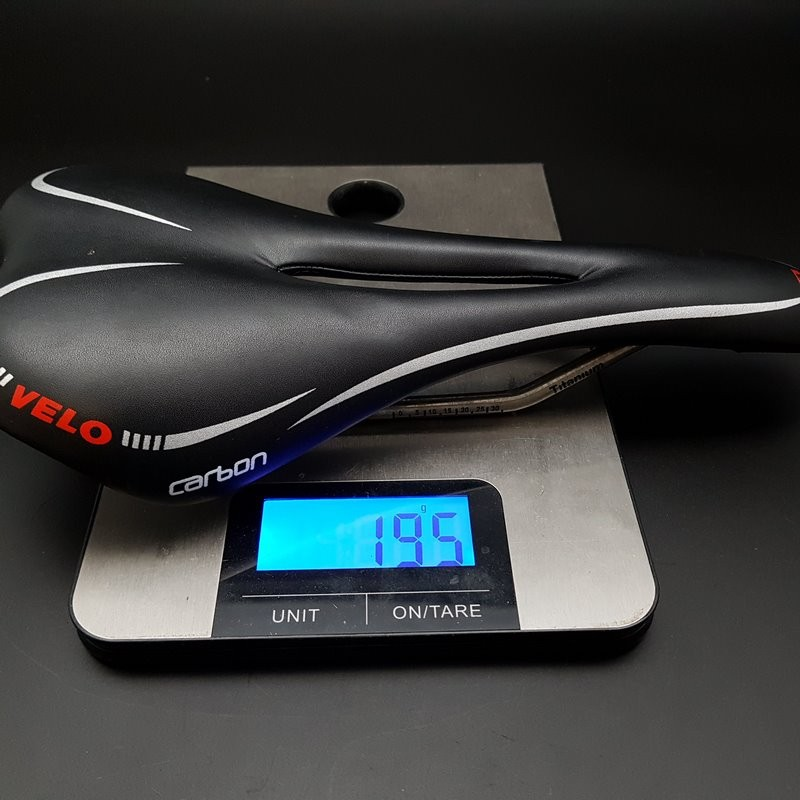 "Saddle ""VELO TITANIUM"" (Ref 341)"