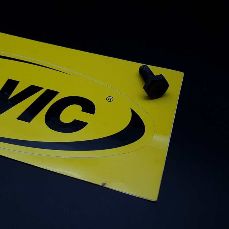 """Sticker with """"MAVIC"""" OUR"""