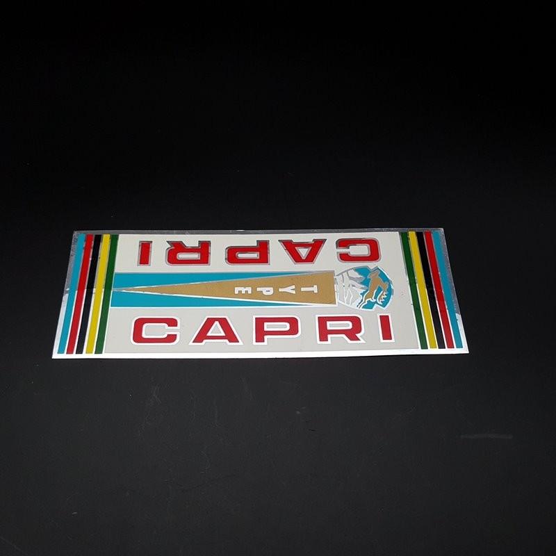 """Adesivo Tipo di frame """"CAPRI"""" la NOSTRA"""
