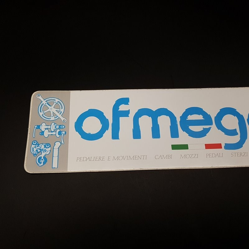 "Sticker ""OFMEGA"" NOS"