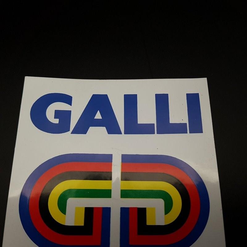 """Sticker """"GALLI"""" OUR"""