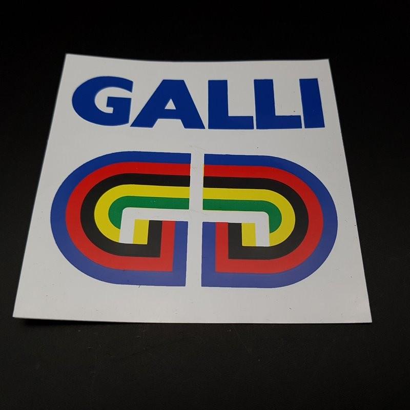 """Sticker """"GALLI"""" NOS"""
