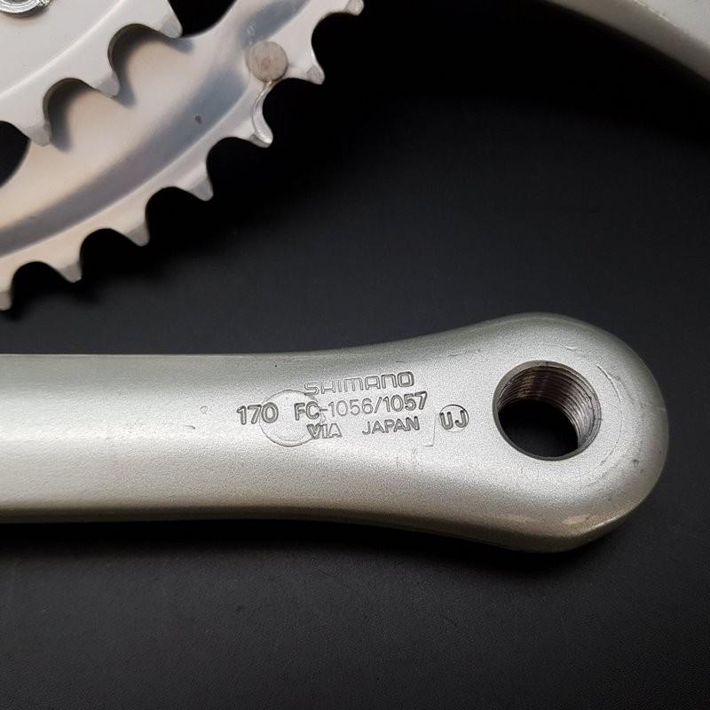 """Pédalier """"SHIMANO 105"""" 170 mm (Ref 609)"""