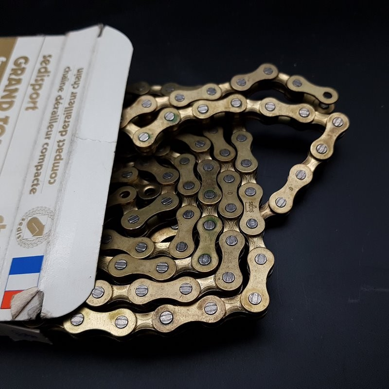 """Chain OUR """"SEDIS GT7 gold"""""""