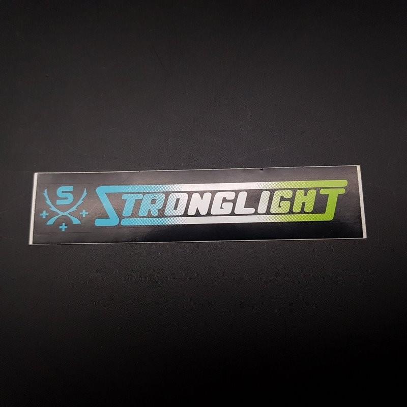 "Sticker ""STRONGLIGHT"" NOS"