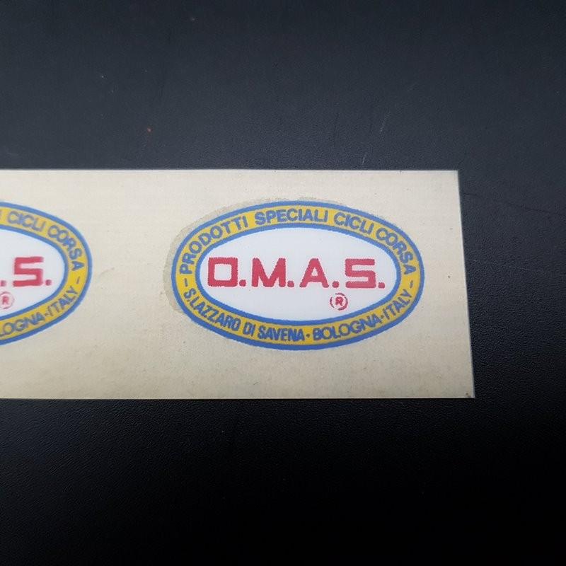 "Sticker ""OMAS"" NOS"