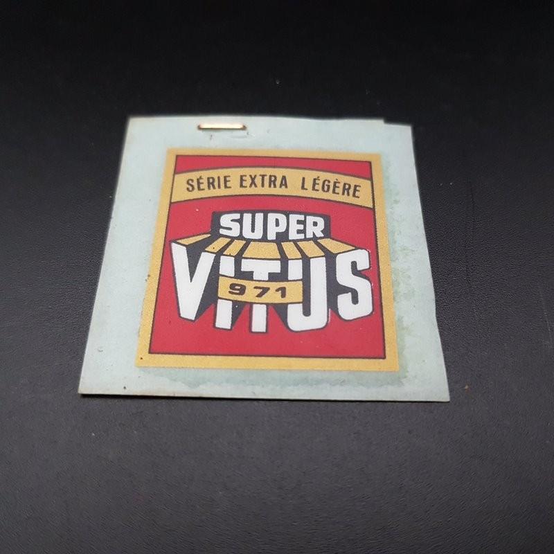 """Sticker de cadre """"VITUS 971"""" NOS"""