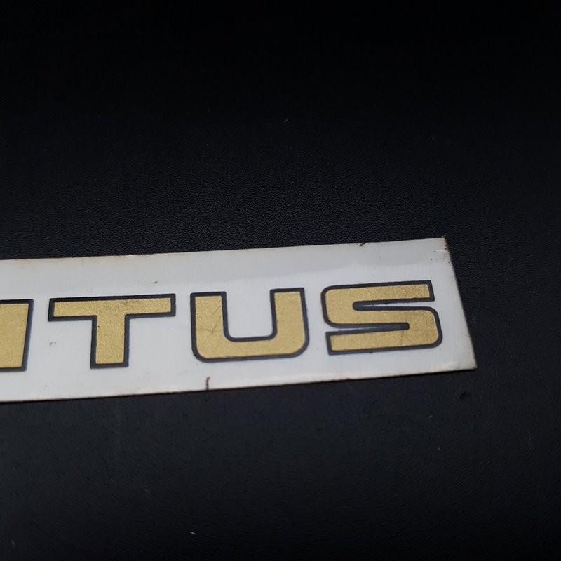 """Sticker """"VITUS"""" UNSERE"""