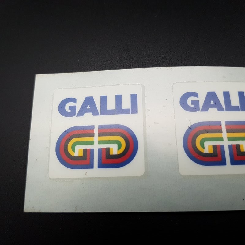 "Sticker ""GALLI"" OUR"
