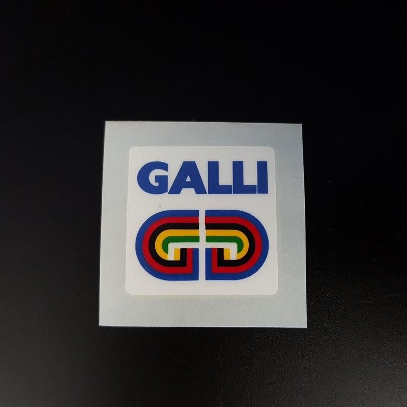 """Pegatina """"GALLI"""" NUESTRO"""