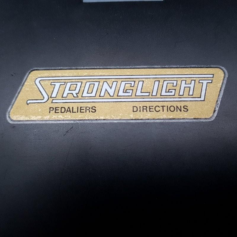 "Sticker ""STRONGLIGHT"" UNSERE"