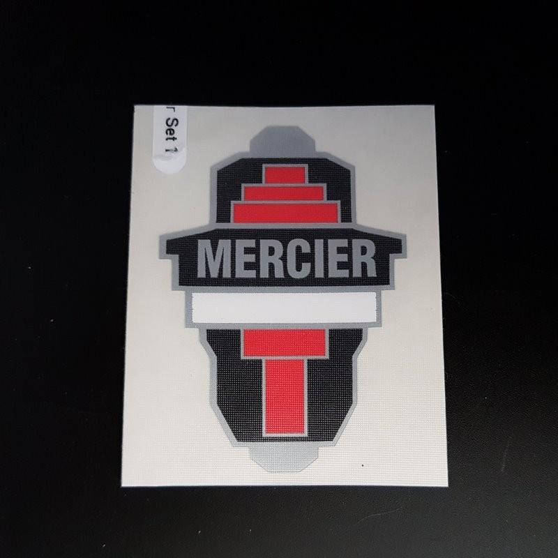 "Sticker ""MERCIER"" (Ref 05)"