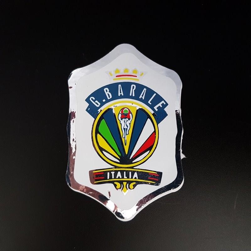 """Sticker """"BARALE"""" (Ref 02)"""
