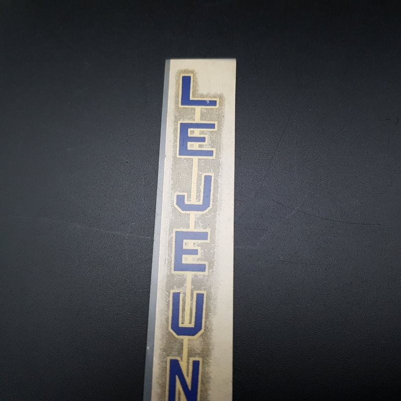 """Decal """"LEJEUNE"""" OUR"""