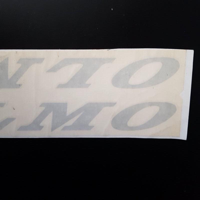 "Sticker ""OLMO Racing"" OUR"