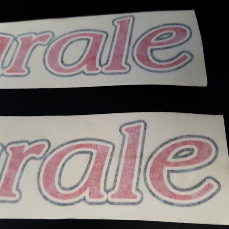"""- Sticker-rahmen - """"BARALE"""" (Ref 03)"""