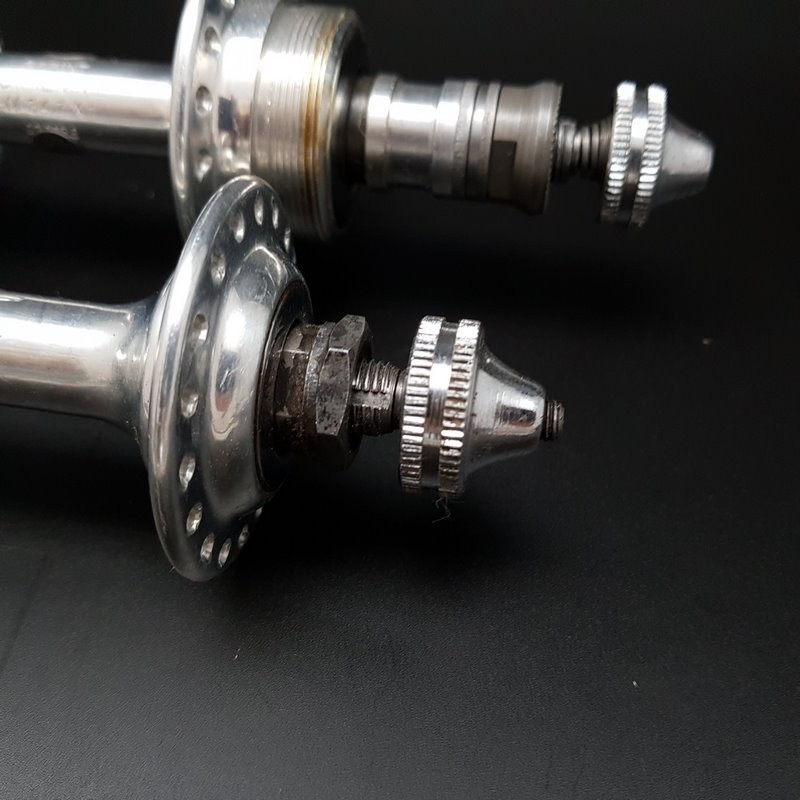 "Pair of hubs ""GIPIEMME SPRINT"" 36t (Ref 324)"