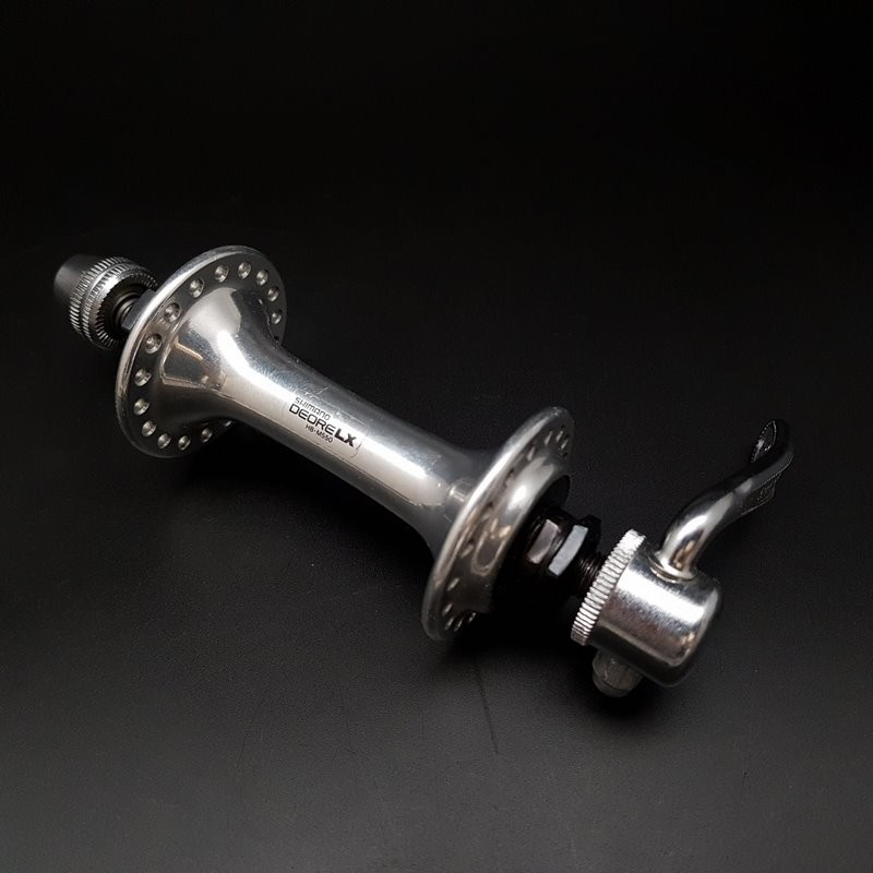 """front Hub """"SHIMANO DEORE LX"""" 36t (Ref 326)"""