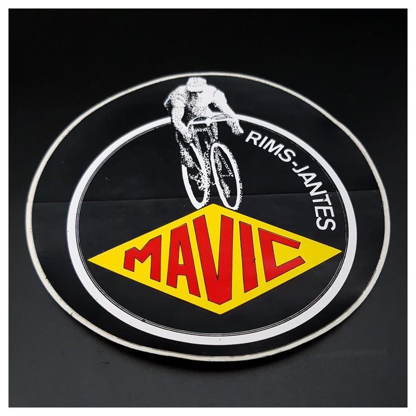 "Ref 01 Sticker /""MAVIC/"" NOS"