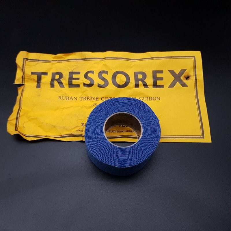 "Lenkerband ""TRESSOREX "" BLAU"" (Ref 88)"
