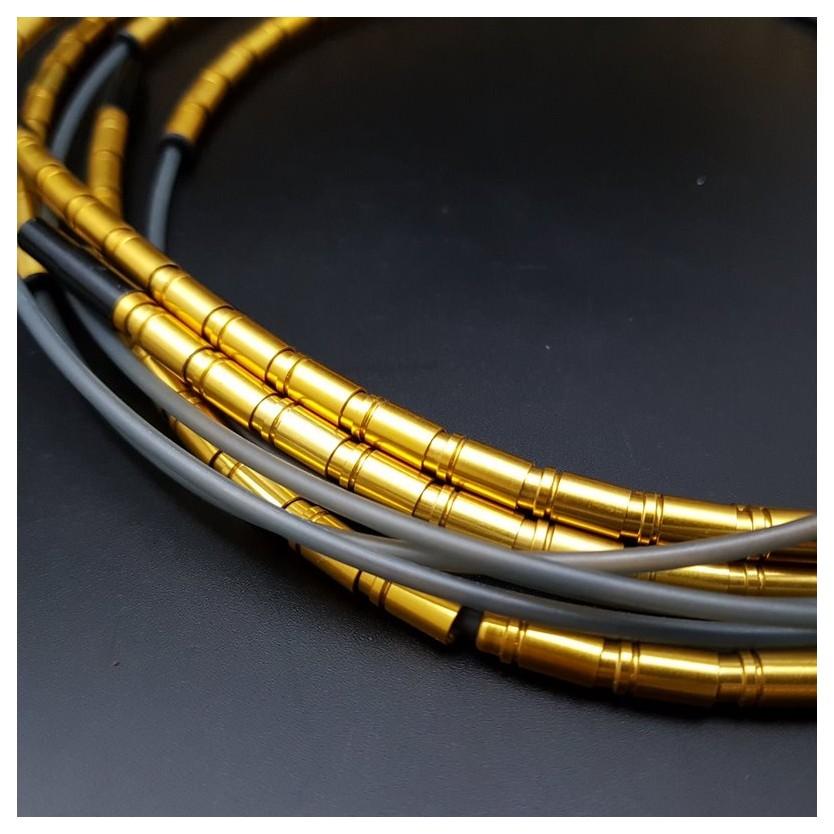 "Gaine Light aluminium VTT /""TOKEN/"" Noir Ref 01"