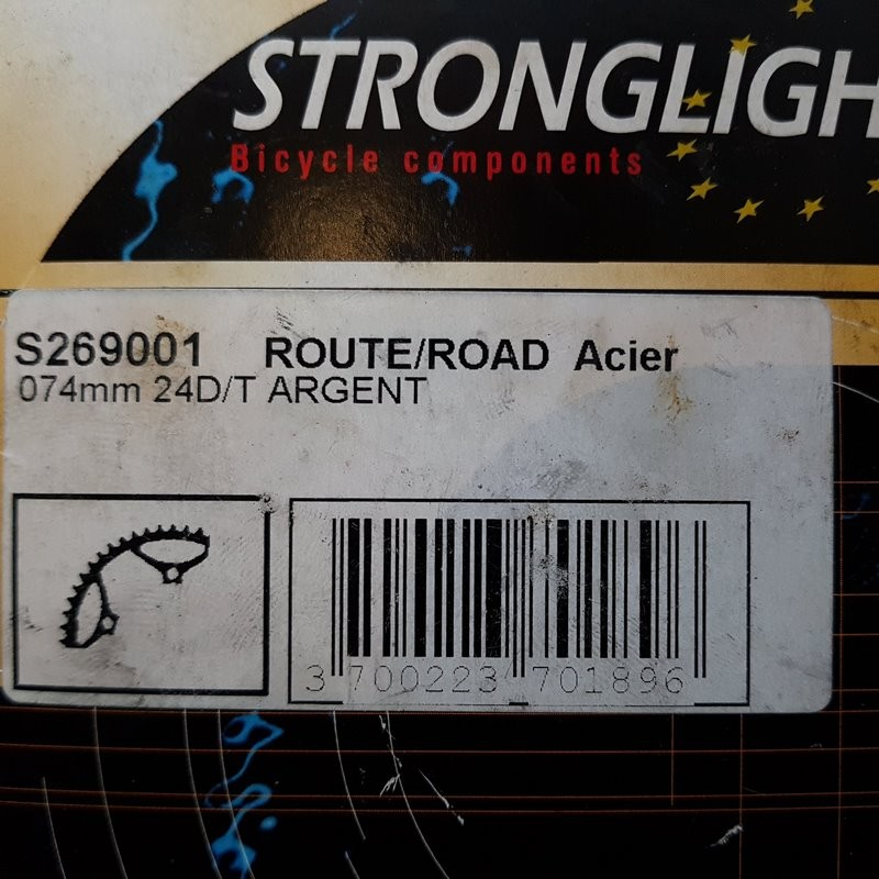 "Altopiano NOS ""STRONGLIGHT"" 24d BCD 74 (Rif 738)"