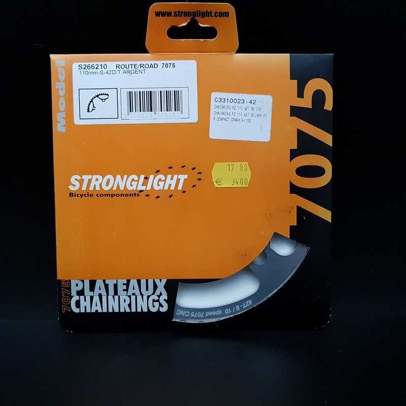 """Plateau NOS """"STRONGLIGHT"""" 42d BCD 110 (Ref 739)"""