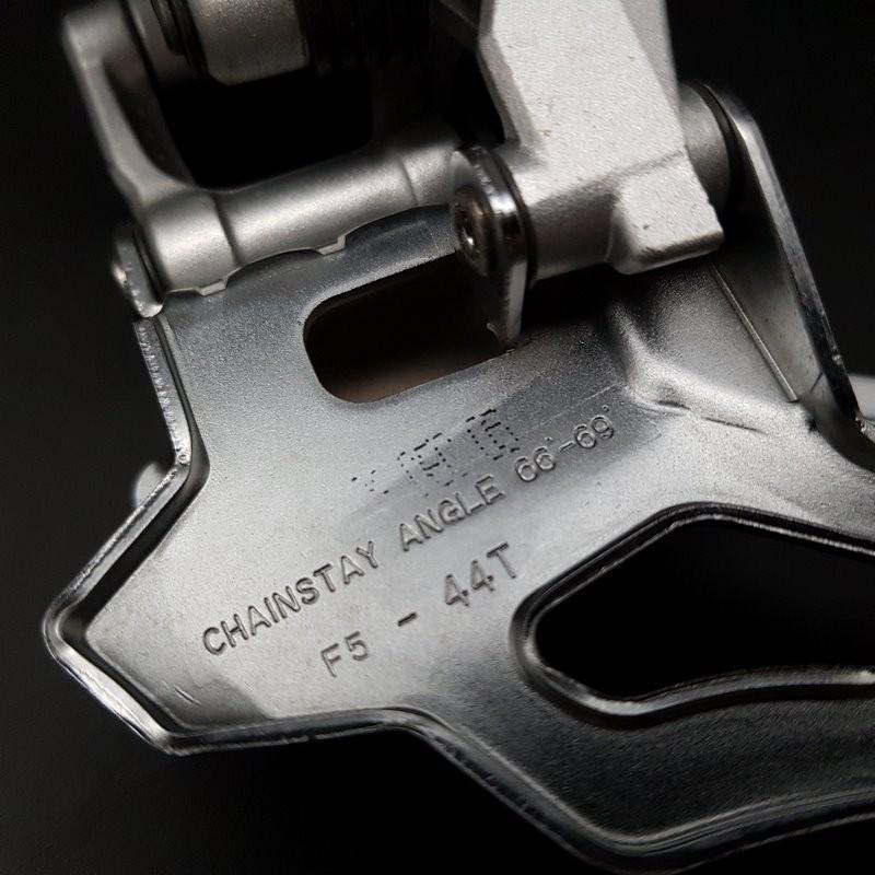 "Dérailleur avant ""SRAM X GEN"" (Ref 1210)"