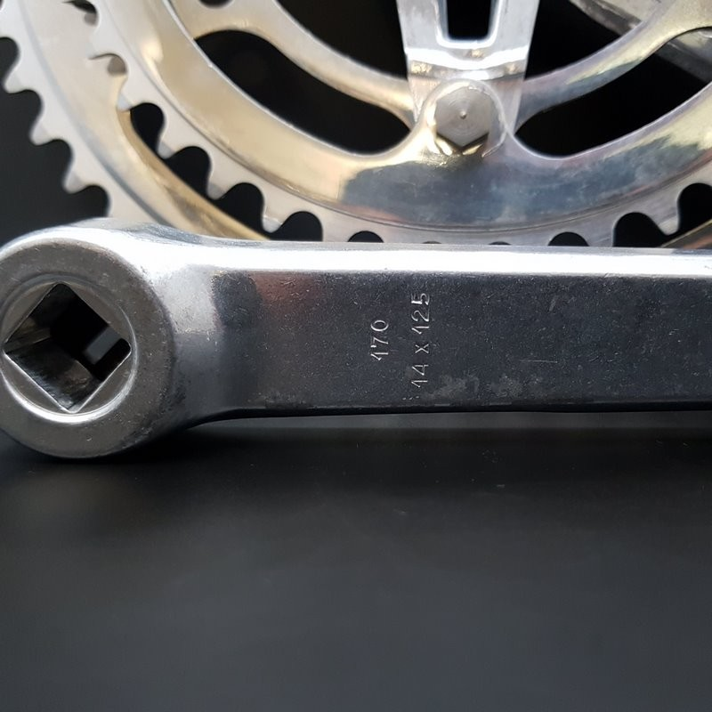 "Crank NOS ""STRONGLIGHT-TS"" 170 mm (Ref 615)"