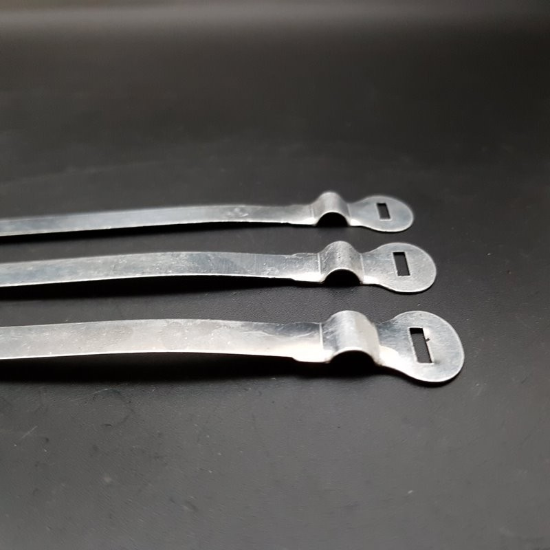 Collari in alluminio guaina (Rif 125)